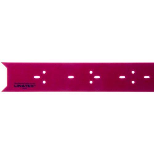 Zuigrubber XXL Linatex achter - 10 stuks - Rood