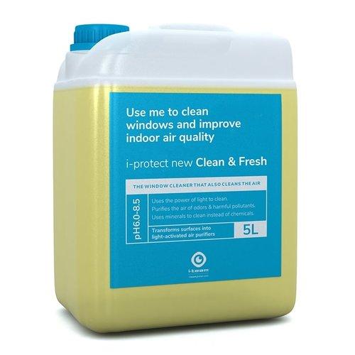 Ruitenreiniger i-protect Clean&Fresh - 5 liter