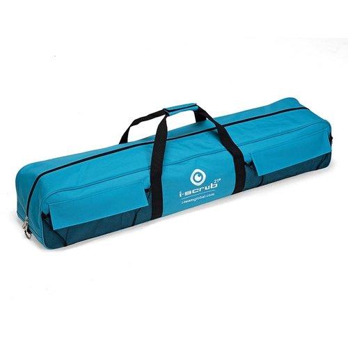 Carry bag - Werktas voor i-scrub 21B - Blauw