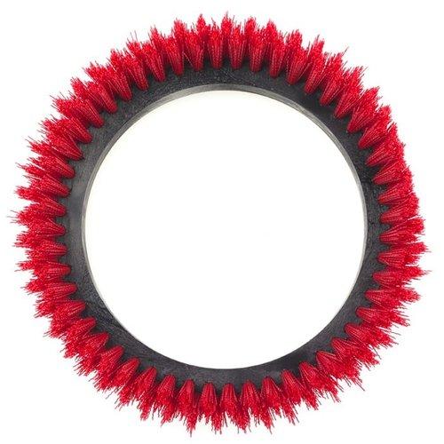 Borstel ⌀12 - 0,5 mm - Rood - Voor i-scrub 30EM
