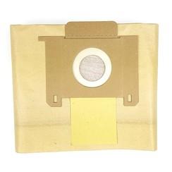 Stofzuigerzak 2 liter - 100 stuks - Voor i-vac 4B/5/5B/6 - Papier