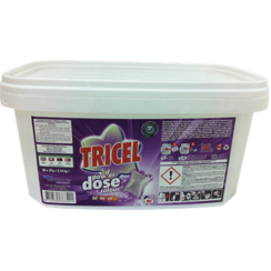 Tricel Powder Dose Color - 80 waspods á 27 gram