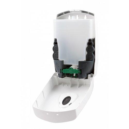 Zeepdispenser automatisch 1200 ml - Wit - PlastiQline