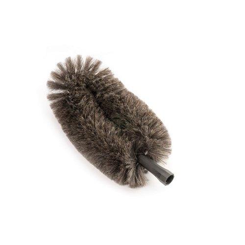 Ragebol buis van geitenhaar - Moerman - Zwart