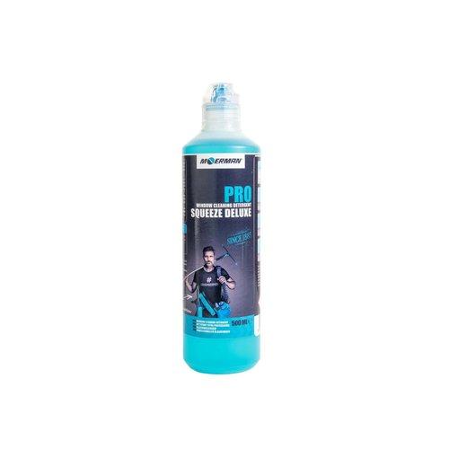Glasreiniger Squeeze Deluxe - 500 ml - Moerman