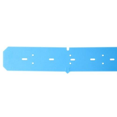 Zuigrubber Lite Primothane voor - 10 stuks - Blauw