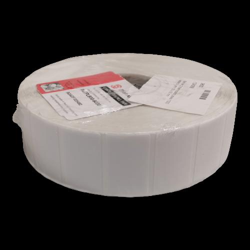 Thermopatch labels 50x30 mm - Set van 2 - 1000 sets á rol