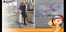 Levering i-mop XL bij CF Kunststofprofielen