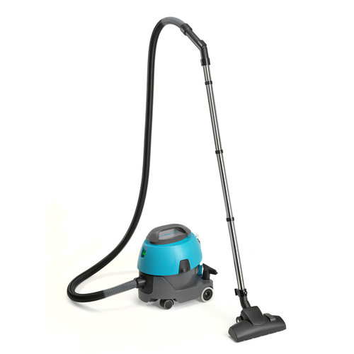 Stofzuiger i-vac 5 - 230V - Blauw/ Grijs