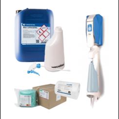 Schoonmaak- en desinfectiepakket 2