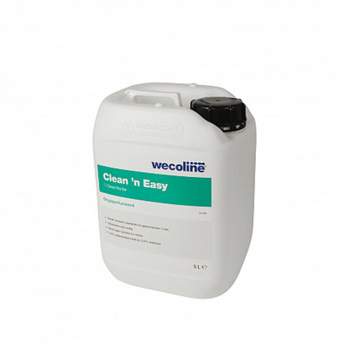 Wecoline Clean 'n Easy desinfectie 5 liter can