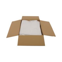 Transparante kleding zakken   60 x 80 cm   625 stuks 25 mμ