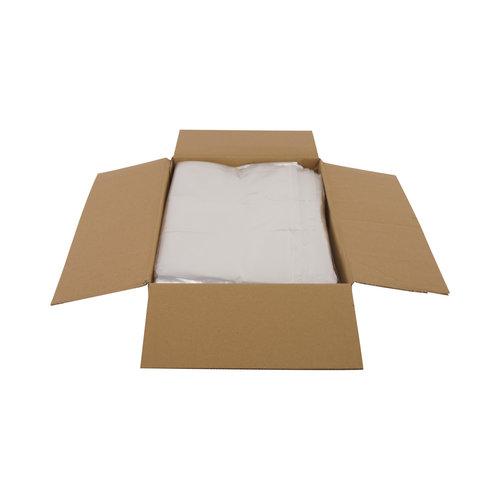 Transparante kleding zakken   60 x 80 cm   625 stuks