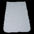 Wasnet 70x110 cm - Met ritsafsluiting - Wit -