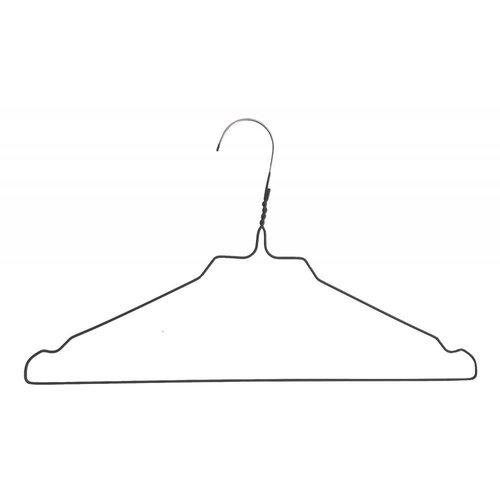 Gekleurde kledinghangers - verzinkt en gepoedercoat - ø 2,30 mm - 900 stuks
