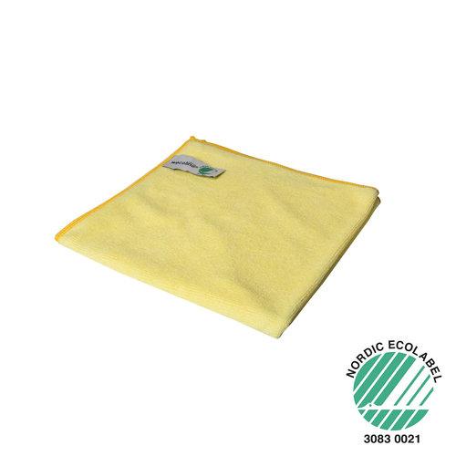 Wecoline Microvezeldoek - Gebreid - 40x40 cm - 10 stuks