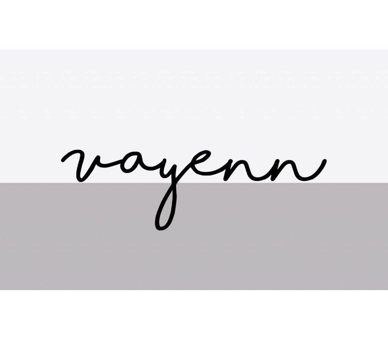 Muursticker | ''Vayenn''