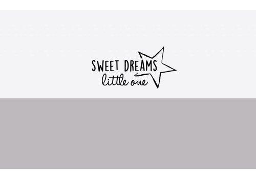BrandLux Muursticker | Sweet dreams