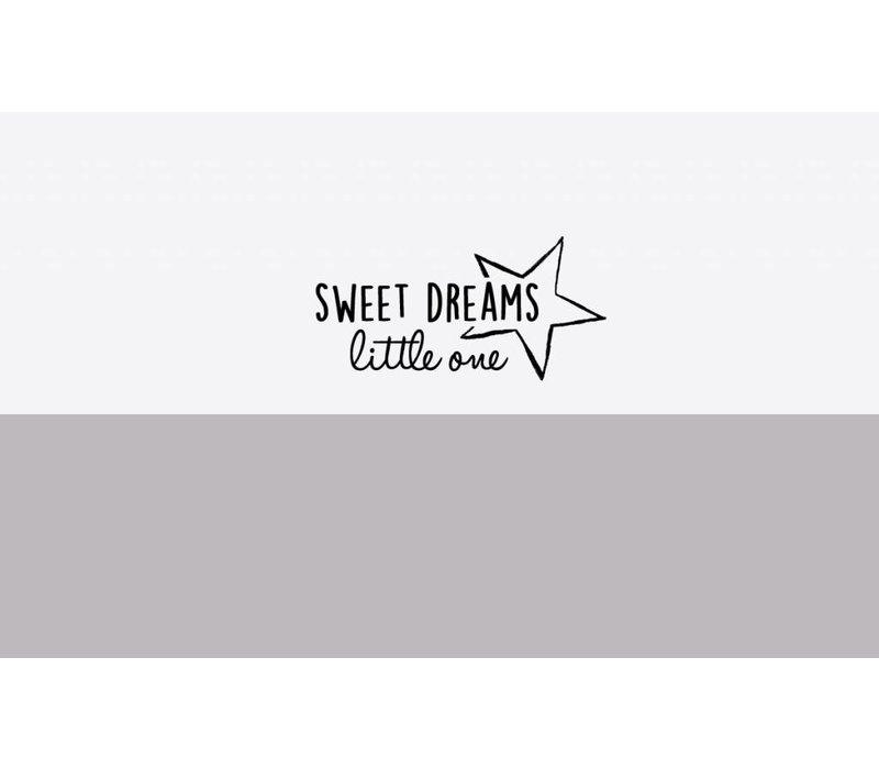 Muursticker | Sweet dreams