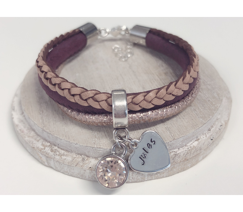 Armband | Braid deluxe