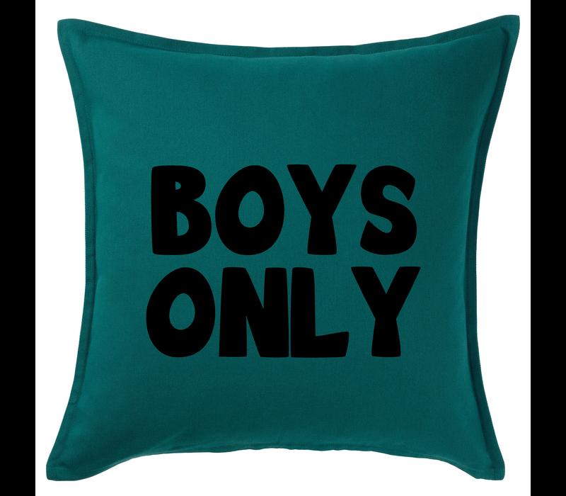 Kussen | Boys only