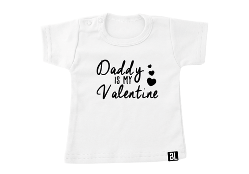 BrandLux Shirt | Daddy is my valentine