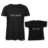 BrandLux Twinning   The mom & The kid