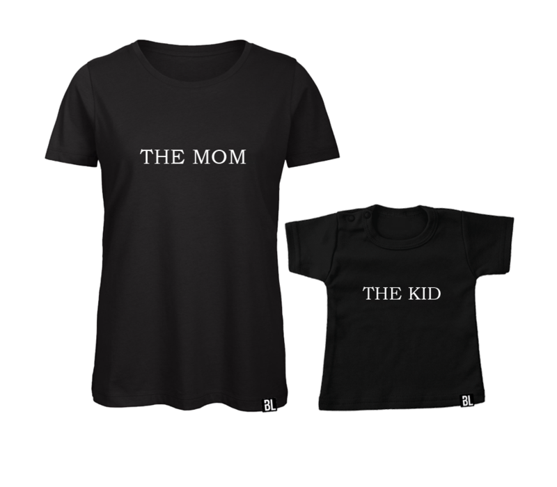 Twinning   The mom & The kid