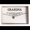 BrandLux Armband | Gift box grandma hart