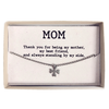 BrandLux Armband | Gift box mom klaver