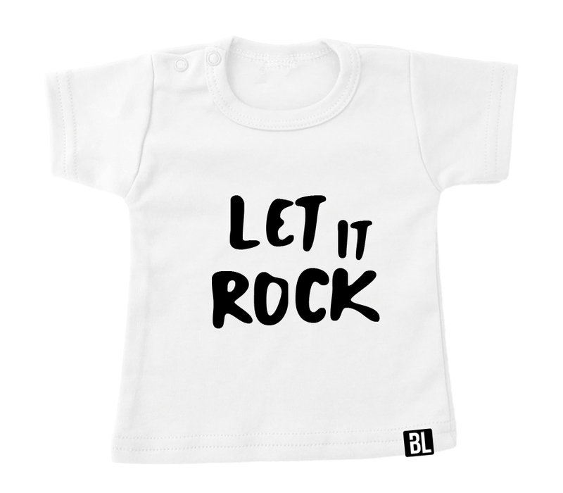 Shirt | Let it rock