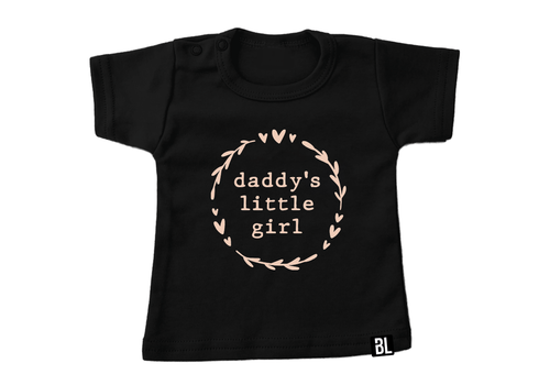 BrandLux Shirt | Daddy's little girl limited