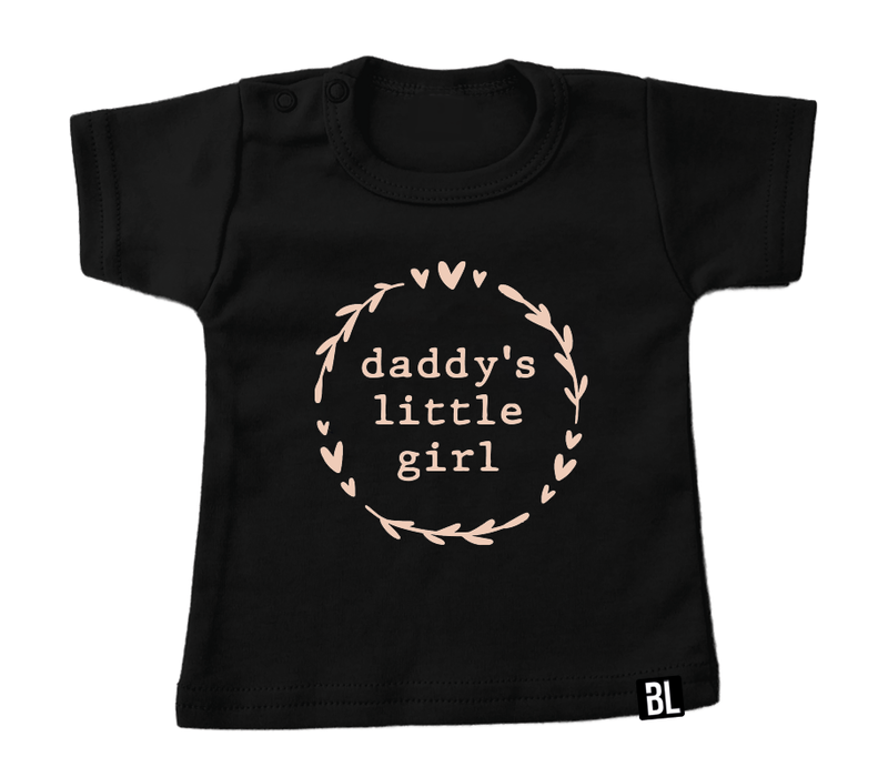 Shirt | Daddy's little girl limited