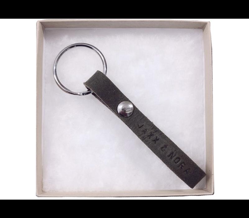 Sleutelhanger | Small olive