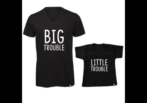 BrandLux Twinning | Big Trouble & Little Trouble