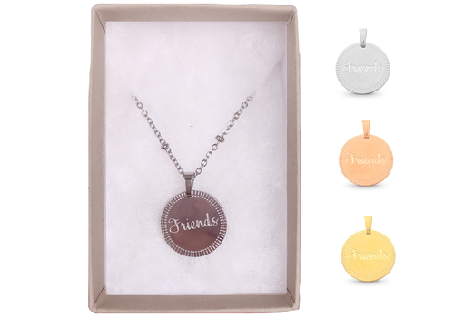BrandLux Ketting | Friends
