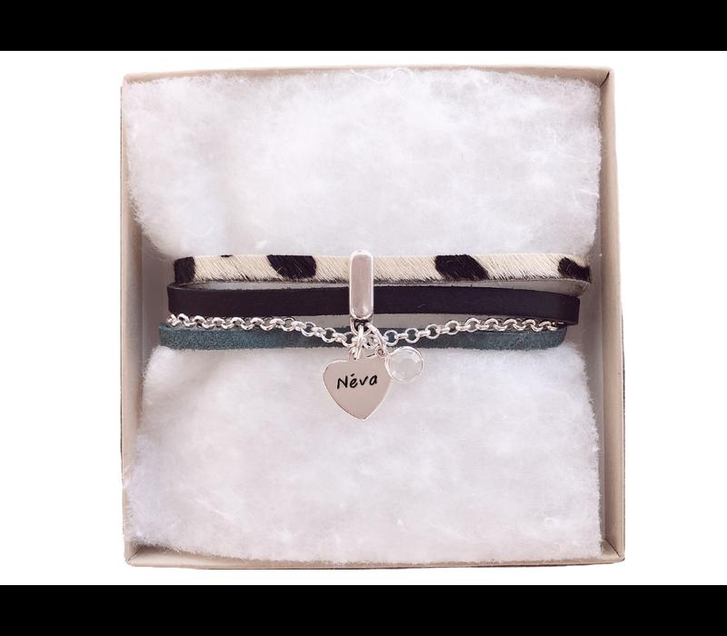 Armband | Mix leather