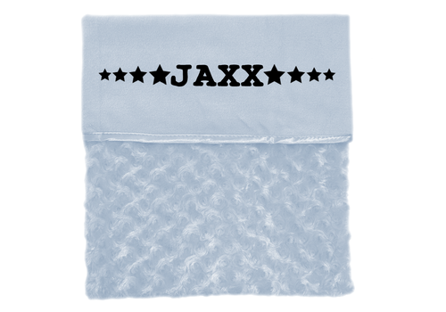 BrandLux Baby deken   Naam sterren