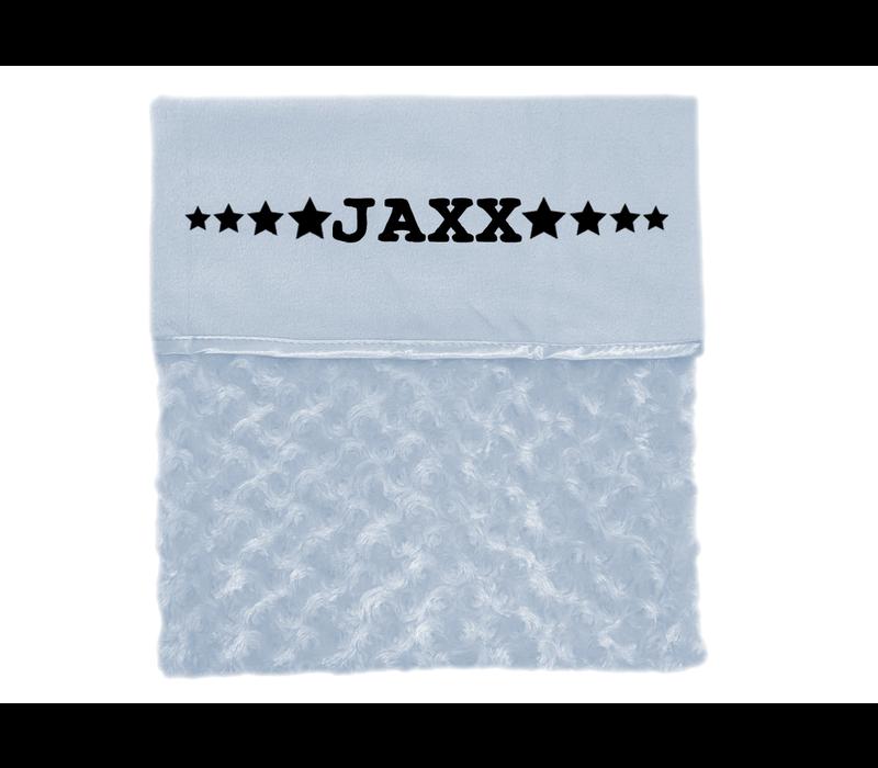 Baby deken | Naam sterren