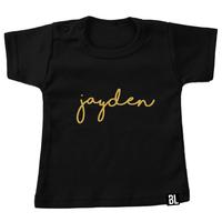 Shirt | Eigen naam