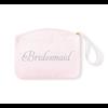 BrandLux Toilettasje | Bridesmaid zilver