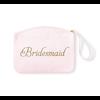BrandLux Toilettasje | Bridesmaid goud