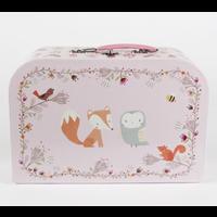 Koffertje | Picknick bos dieren