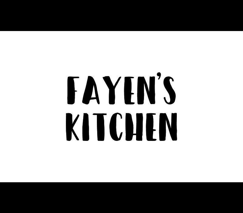 Keukensticker | ...'s Kitchen 2.0