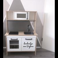 Keukensticker | Keukentje van