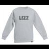 BrandLux Sweater kind   Naam in leopard print