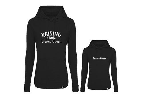 BrandLux Twinning hoodies | Raising a little dramaqueen