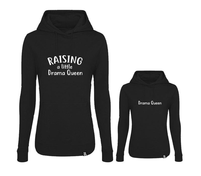 Twinning hoodies | Raising a little dramaqueen