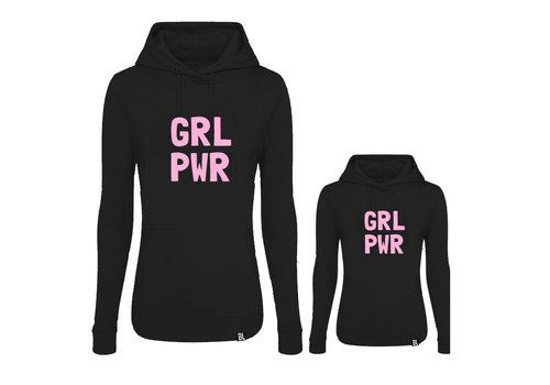 BrandLux Twinning hoodies | GRL PWR