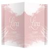 BrandLux Geboorte raambord | Watercolor pink